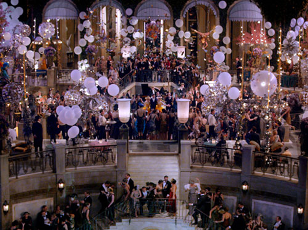 How to replicate a great gatsby party exhilarate events for Decoration 1920