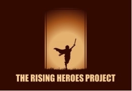 the special event - rising heroes project