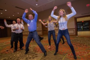 Teambuilding Event - Jumping Jacks
