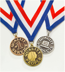 Olympic Award Medals