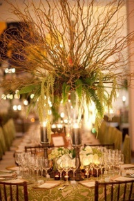 swamp centerpieces